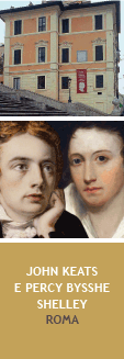 John Keats e Percy Bysshe Shelley