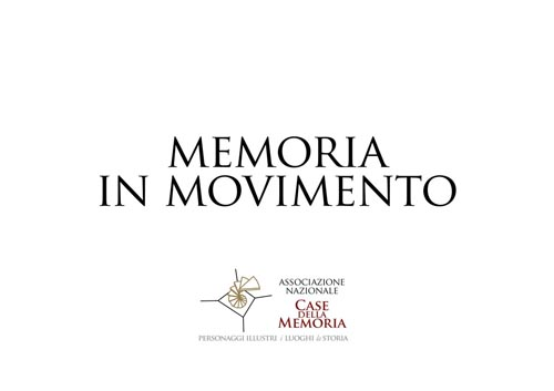 Video case della memoria Memoria in movimento
